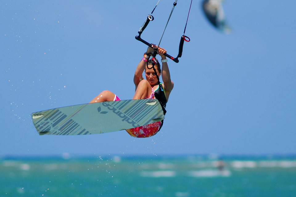 Cabarete - Kite-Action
